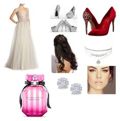 """Sans titre #468"" by stylesforstars on Polyvore featuring mode, Berta, Casadei, Rare London, Effy Jewelry et Victoria's Secret"