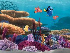 Disney Finding Nemo Wall Murals
