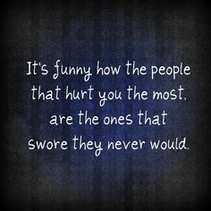 nice quote about trust it's funny how the people