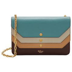 caf124bd20f9 Buy Mulberry Multi-Flap Smooth Calf Leather Clutch Bag