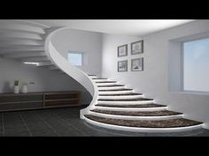 modern staircase design ideas for home interior designs and living room decor ideas 2020 wooden stair designs, modern staircase design, living room stairs, i. Staircase Railing Design, Interior Staircase, Home Stairs Design, Stairs Architecture, Modern House Design, Home Interior Design, Stair Design, Staircase Design Modern, Staircase Ideas