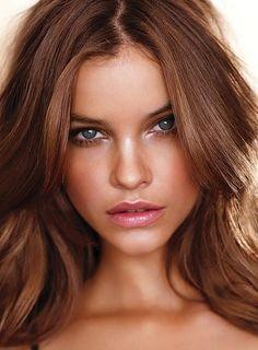 Barbara Palvin - pretty hair & makeup