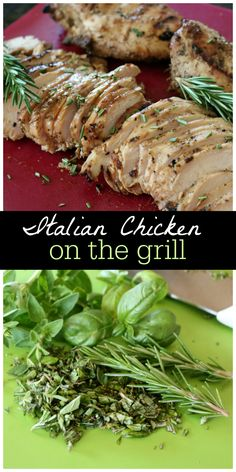 Italian Herb Chicken