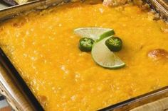 We can't stop ravin' about this Ragin' Cajun Bean-and-Cheese Dip!