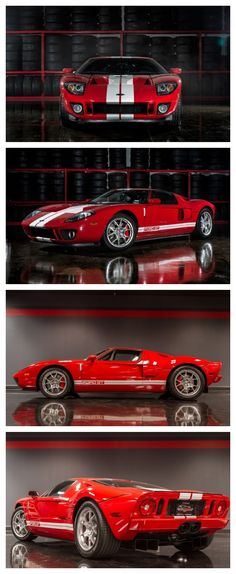 The Ford GT it has an engine of a musclecar and the body lines of an exotic. The best ever combo!