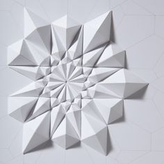 More origami - posters