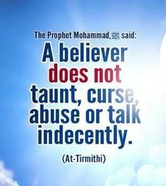 .Something to aspire to as a believer
