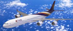 The main airline that travels to and from Thailand is Thai Airways. They fly from London, Brisbane, Los angeles and Paris. British Airways, Etihad and Emirates are also airlines that travel from and to Thailand