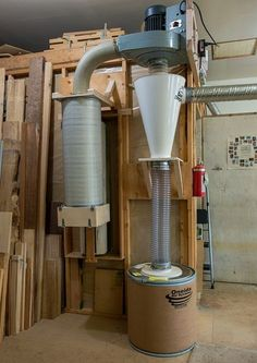 "Dust collector ""upgrade"""