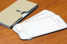 Phone Doo enables you to quickly design, share and iterate your mobile ideas all a single surface. The wet/dry erase surface and magnetic backing make it an ideal tool to keep in your pack.