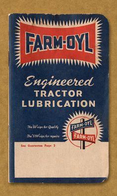 Farm-Oyl Engineered Tractor Lubrication