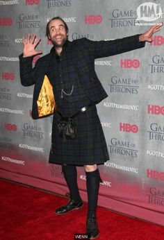 """Rory McCann HBO's """"Game Of Thrones"""" Season 4 - NY Premiere (March 18, 2014)"""