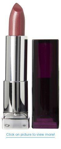 (2 Pack) Maybelline New York Colorsensational Lipcolor, Mauve Me 475, 0.15 Ounce