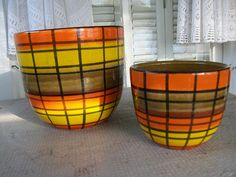 Italian Art Pottery with Markings Eames era by MemoryFurnitureFinds sold
