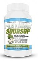 Platinum Soursop Pure Graviola- Platinum Soursop is a powerful herbal supplement that indigenous Indians of South American have used for centuries to strengthen the body's natural defenses.
