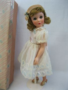 Vintage ca 1960 American Character Sweet Sue Doll in Outfit and Box, Exceptional #DollswithClothingAccessories
