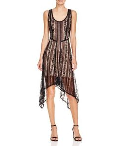 Ali & Jay Handkerchief Hem Dress | Bloomingdale's