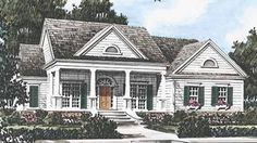 New Albany - Southern Living House Plans