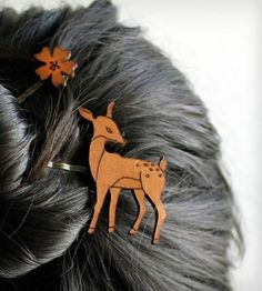 Sweet Hair Pins