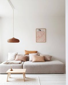 Home Living Room, Living Room Designs, Living Room Decor, Kitchen Living, Dining Room, Scandi Living Room, Living Room Inspiration, Home Interior Design, Simple Interior