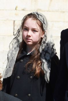 Princess Alexandra of Hanover attends the funeral of Princess Melanie-Antoinette on March 24, 2011 in Monaco