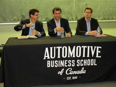 Automotive Business School of Canada