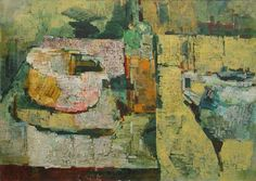 Rosemarie Beck - Abstraction into Figuration