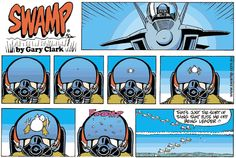 Migrating ducks are flying near the local air force base. #ducks #fighterjet #cartoons #aviationhumor #comics
