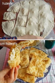 Serbian Recipes, Turkish Recipes, Ethnic Recipes, Appetizer Recipes, Appetizers, Garlic Bread, Pavlova, Brunch, Food And Drink