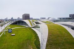 Green Roofs in Architecture.