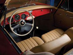 Porsche 356 a cabriolet 1955 1959