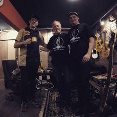 Oscar Stagnaro, um grande bassplayer e amigo da Garagem! Seja bem-vindo ao #Cafedas18 !