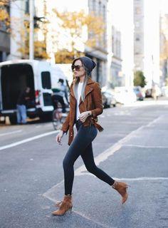 10 Χειμερινά Street Styles με το Αγαπημένο σου Τζην