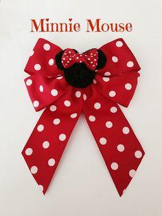 Disney inspirado en el arco del pelo Minnie Mouse