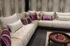 visit our website for the latest home decor trends . Home Decor Trends, Contemporary Lounge, Arabic Decor, Decor, Home Decor Furniture, Trending Decor, Home, Moroccan Living Room, Home Decor