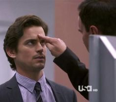 neal and peter white collar - funny moment