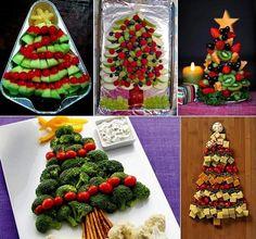 Creative Christmas Food Design