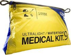 Adventure Medical Kits, Ultralight/Watertight .9