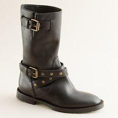 Big girl boots