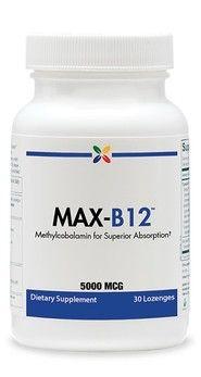 MAX-B12 Bottle