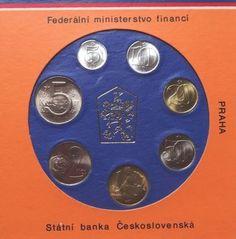 Sada oběžných mincí - rok 1987