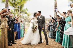 Casamento chique no campo: Luciana + Gabriel - Berries and Love