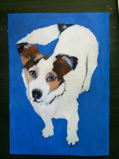 Pet Portraits, Moose Art, Wall Art, Pets, Paper, Cards, Pictures, Painting, Animals