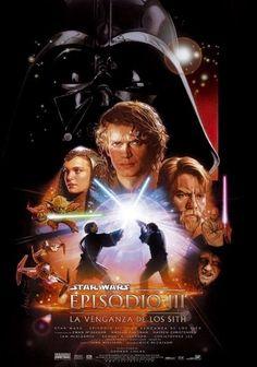 Anakin Skywalker definitivamente se pasa al lado oscuro. En el Episodio III…