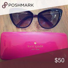 Kate Spade Sunglasses Cat-eye Sunglasses kate spade Accessories Sunglasses