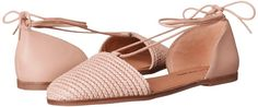 Lucky Brand Nanelia2 ~             Available Colors: Bisque 1  Available Sizes: 10 M ,9 M    Take it easy with the Nanelia2 flat. ; Leather and textile upper. ; Lace-up closure. ; Round-toe. ; Synthetic lining. ; Lightly padded footbed. ; Man-made outsole. ; Imported. Measurements: ; Heel Height: 1 4 in ; Weight: 8 oz ; Product measurements were taken using size 8, width M. Please note that measurements may vary by size Price was $69   Yours for  $24.99