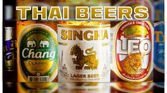 Thailand's Top Beers, Singha Beer, Chang Beer and Leo Beer in detail... http://islandinfokohsamui.com/2017/05/11/thai-beer-leo-chang-singha
