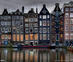 Amsterdam// De los mejores lugares que he visitado!