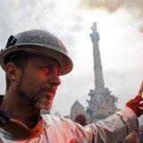 """En Arxikos Politis: Οι Γάλλοι κλιμακώνουν τον αγώνα τους παρά το """"Euro..."""