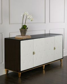 Lester+Console+by+Bernhardt+at+Horchow.